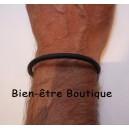 bracelet  énergétique type Lakhovsky anneaux de vie ©