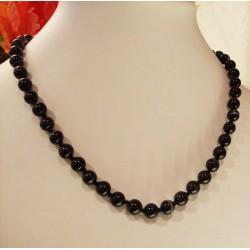 collier d'onyx