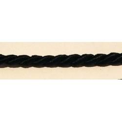 soie noire cordon