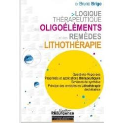 logique thérapeutique des oligoéléments et les remèdes en lithothérapie