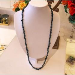collier lapis lazuli classique