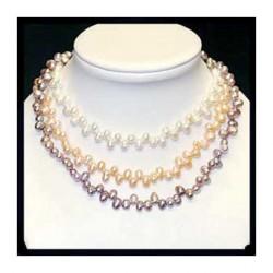 perles baroques rondes