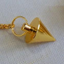 pendule cône dit de guérisseur
