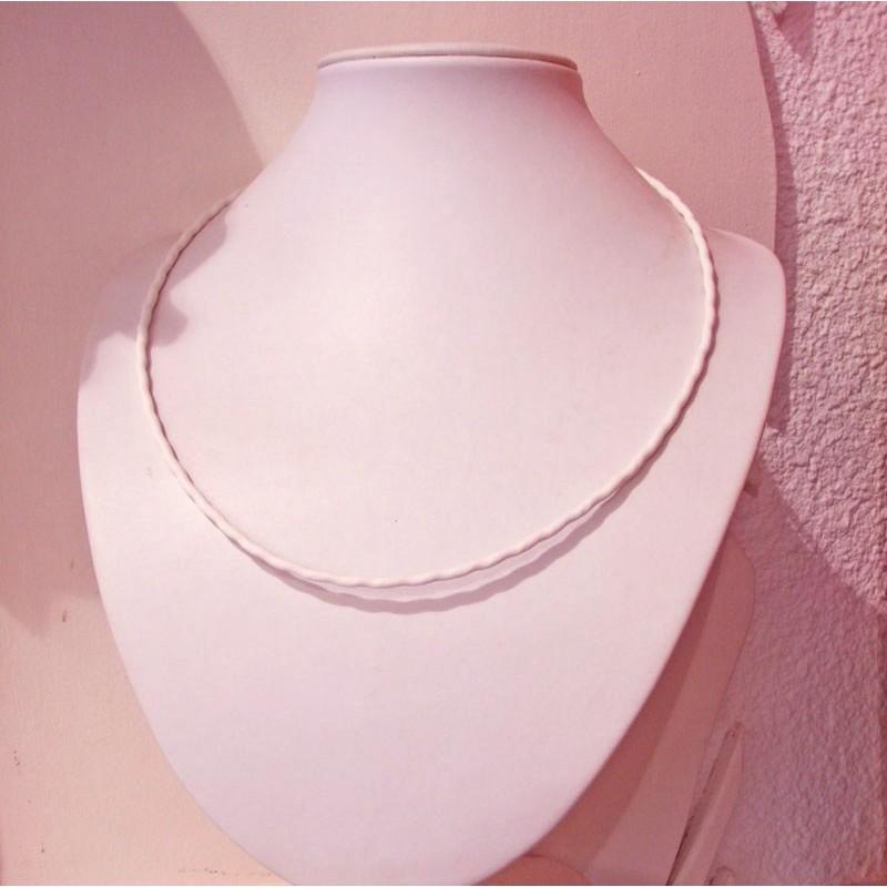collier  anneaux de vie© de type lakhovsky