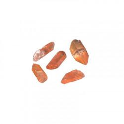 Quartz hematoide Tangerine