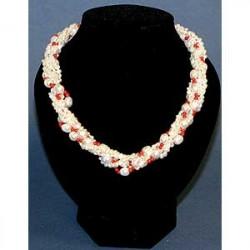 collier perles d'eau douce...