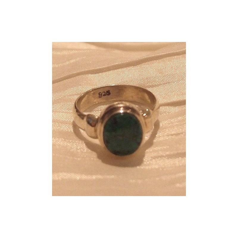 bague turquoise argent 925 bijoux autun 71. Black Bedroom Furniture Sets. Home Design Ideas