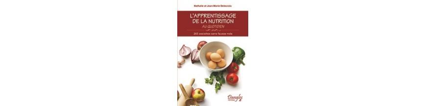 Alimentation, nutrition et recettes pour vivre en bonne santé