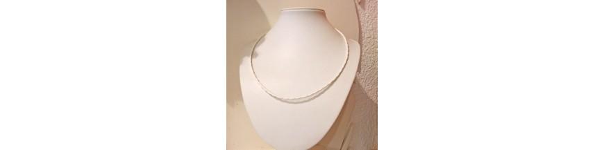 collier  lakhovsky - vente en ligne -anneaux de vie