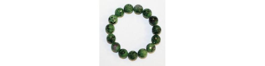 bracelet pierres taillées